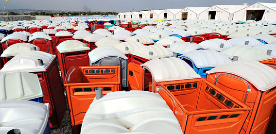Champion Portable Toilets in Fort Wayne, IN